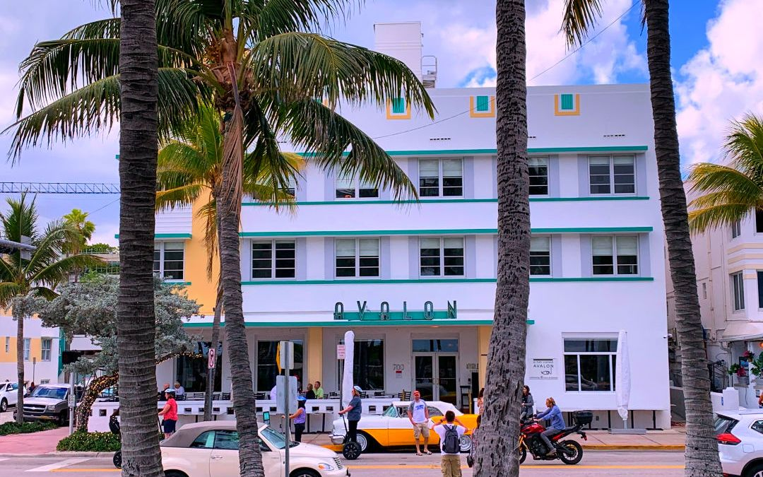 Take a Stroll Down World Famous Ocean Drive