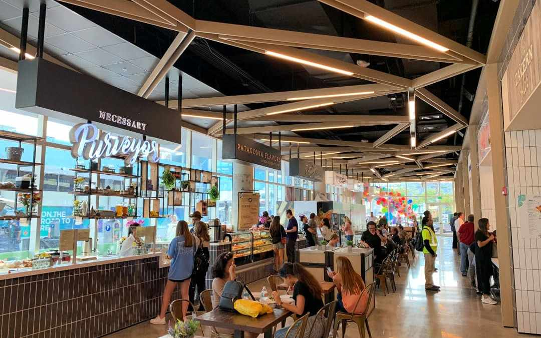 LINCOLN EATERY FOOD HALL IS NOW OPEN