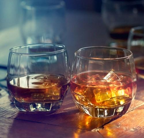 history of bourbon