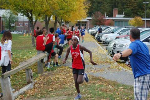 Lincoln School Cross Country