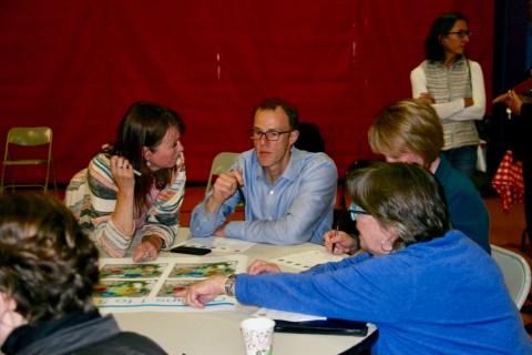 October 3rd Community Workshop
