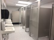 Bathroom, HPS Temporary Classrooms