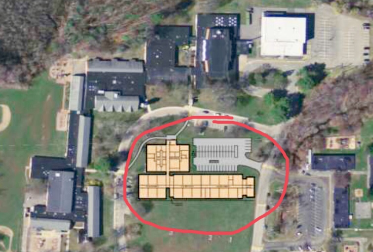 Building Exterior – Lincoln School Building Project
