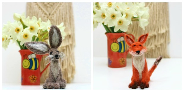 hare and fox kit