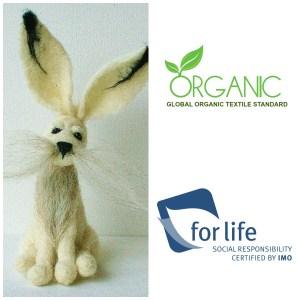 winter hare organic