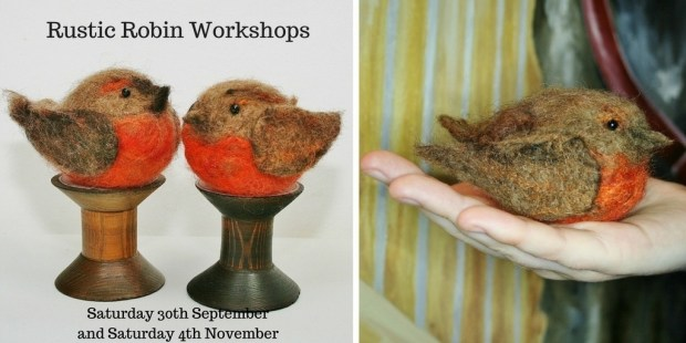 rustic robin workshops