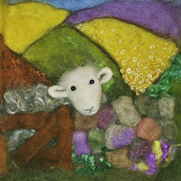 herdwick card artwork.JPG