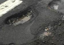 The cost of pothole damages in Lincolnshire