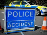 Man killed at scene of village crash officially named