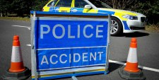 Lorry crashes on A1 near Grantham, causing long delays in both directions