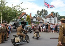Woodhall Spa 1940s Festival cancelled due to coronavirus crisis