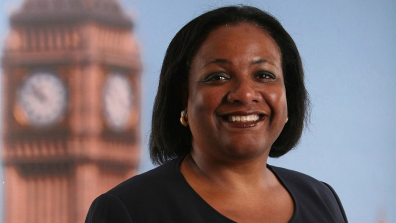 Shadow Health Secretary Diane Abbott
