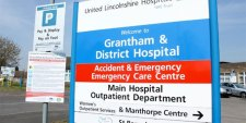 Overnight Grantham A&E closure referred to Health Secretary for second time