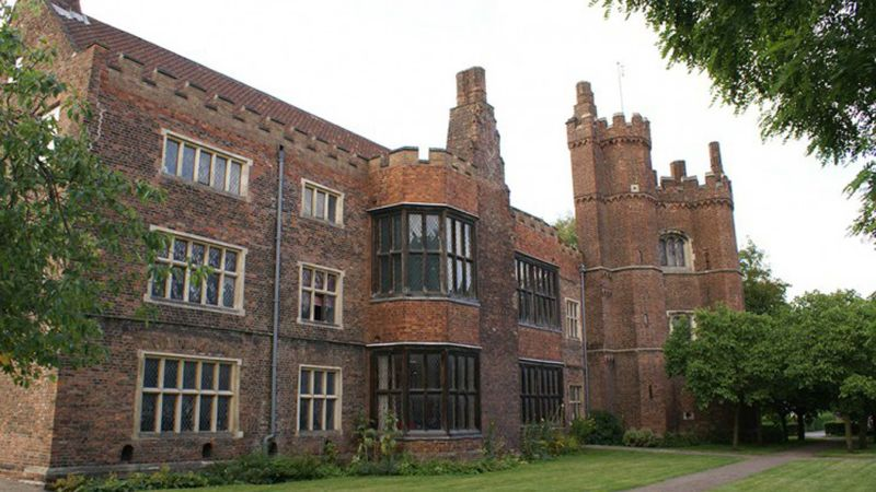 Photo: Gainsborough Old Hall