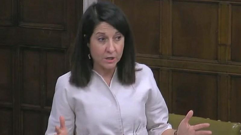 MP Liz Kendall