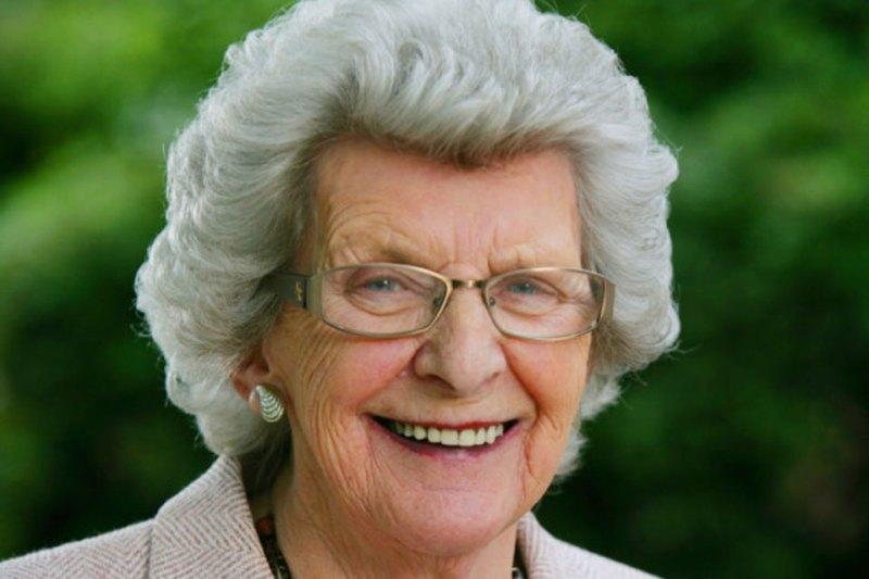 Councillor Marion Brighton, leader of North Kesteven District Council