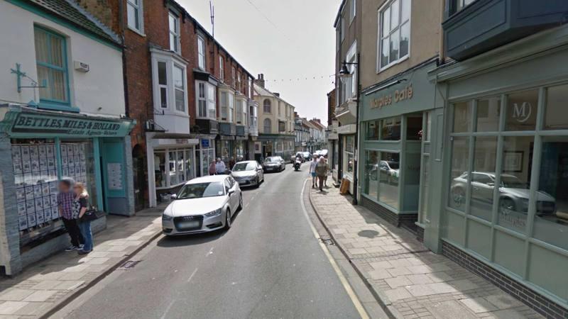 Seaview Street, Cleethorpes. Photo: Google Street View