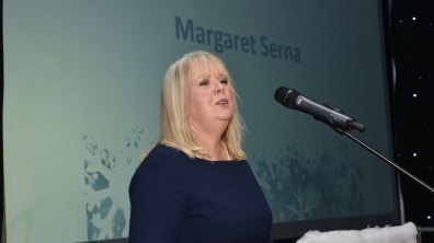 Margaret Serna, Board member for Lincoln College Group. Photo: Steve Smailes for Lincolnshire Reporter