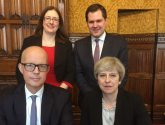 Two Lincolnshire MPs meet Prime Minister Theresa May over Grantham A&E