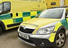 "Person found ""seriously bleeding"" in Grantham"