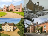 Lincolnshire's dream homes: Yours for £1 million!