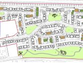 Revised plans submitted for 284 homes in Sleaford