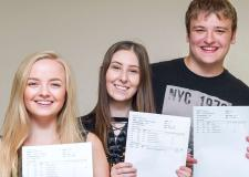 Lincolnshire A Level pass rate above national average