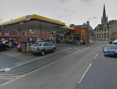 Man charged with two petrol station robberies in Grantham