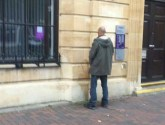 Police inspector urges public to 'name and shame' man caught urinating in Spalding
