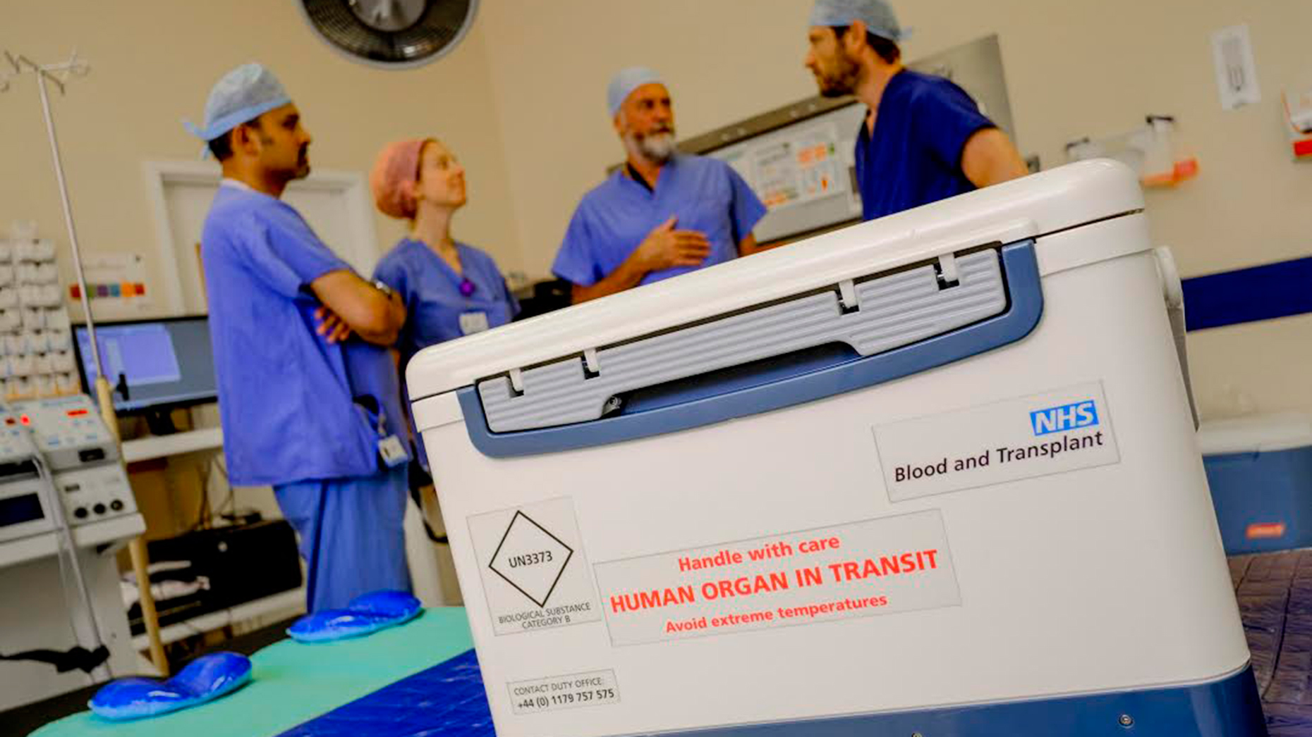 102 patients in Hertfordshire die waiting for an organ transplant