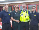 PCSO thanks paramedics and first responders who gave him 'second chance' after cardiac arrest