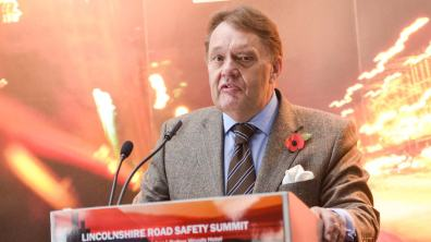 South Holland and the Deepings MP John Hayes. Photo: Steve Smailes for Lincolnshire Reporter