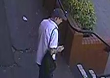 Police release CCTV images of man wanted in connection with Skegness fraud