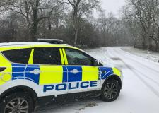 Multiple injuries after crash on A15 in snow