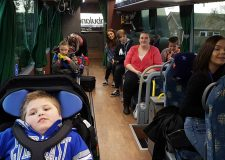 Disabled Boston children finally take school trip thanks to funding