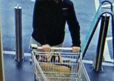 M&S booze thieving spree sparks CCTV appeal