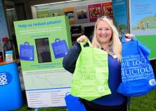 Co-op tackling plastic bags rise