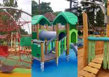 Two £225k play areas open in North Lincolnshire