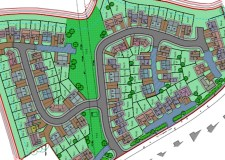 Over 80 homes set for Boston countryside land