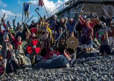 Prepare for battle at Skegness Viking Festival