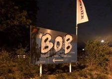 Suspect charged with five offences over 'Bob' graffiti