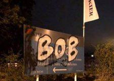 Bourne 'Bob' graffiti vandal named