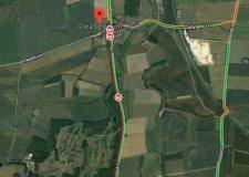 Delays in Grantham after A1 crash