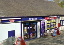 "Woman ""held at gun point"" during village shop robbery"