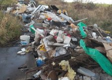 Man sentenced for rubbish found in mountain of filth