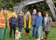Council digs trench to keep out travellers