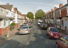 Police cordon in place after double Grimsby stabbing
