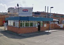 Man suddenly dies at Grimsby food factory