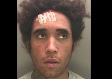 Spalding face slasher jailed for 12 years