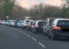Brakes applied to school car park plans